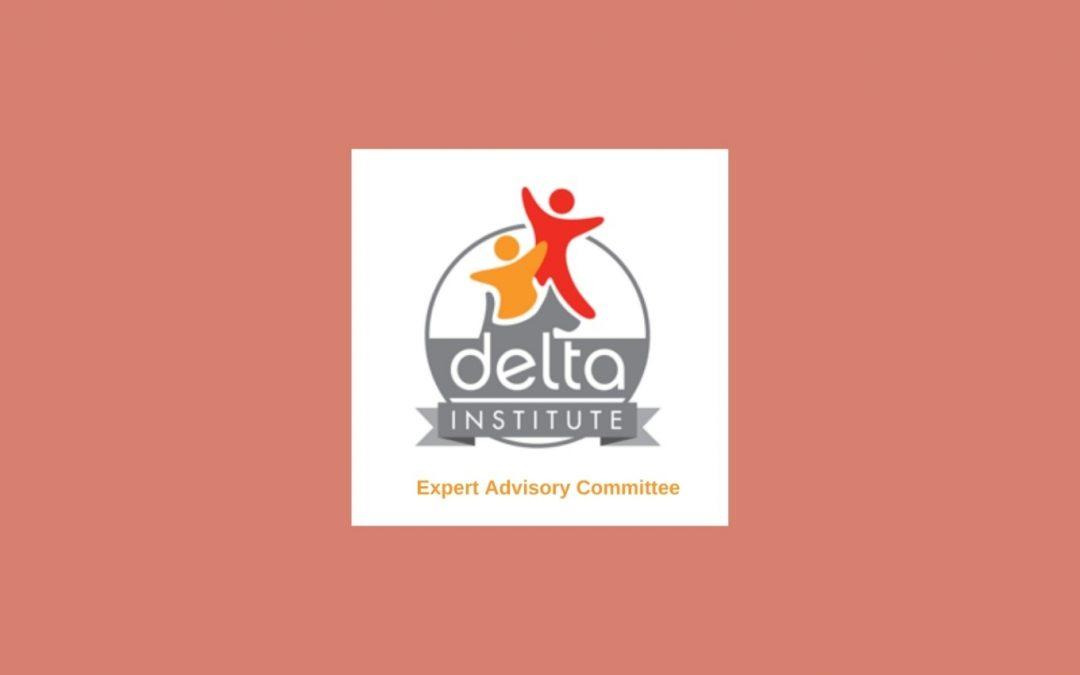 Announcement: Deputy Chair, Delta Institute