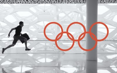 Leadership is an Olympic sport
